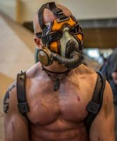 Krieg - Borderlands 2 by sevcosplay