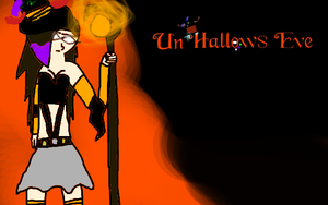 UN-HOLLOWS-EVE wallpaper by Msmileena