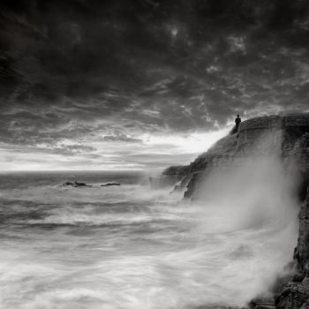 The storm by Floriandra