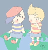 Earthbound by vanilla-dog