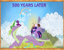 Equestria: 500 Years Later by Leebo4