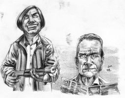 No Country for Old Men by ISignRob