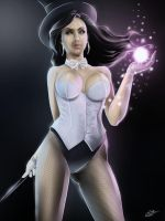 Zatanna by Danthemanfantastic