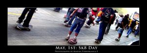 May, 1st: Sk8 Day by specialsally