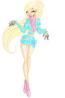 WINX:COM-Starina Cafe Style by caboulla