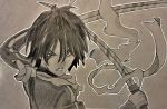 Yato God, With His Blessed Vessel by KovenantKonceptions