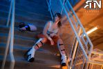 Chell Chillin  Portal 2 by Its-Raining-Neon