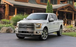 2016 Ford F 150 Limited by ThexRealxBanks