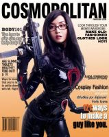 Mag Cover by artboulevard
