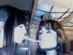 Cigarette Kiss by VictoriaTriip