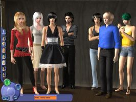 Engloids Sims 2 WIP 1 by BritneyBritofldw