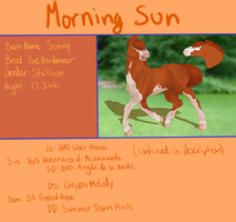 4478 Morning Sun by Tobi-Terror