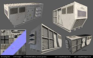 Air Cooling Unit by Yakul