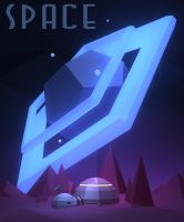 Space Is The Place by GforGannon