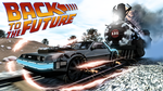 Back to the future 3D by vitalik-smile