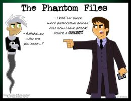 The Phantom Files by Phantomfan422
