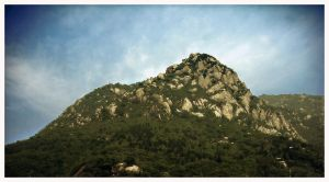 Mountains on the Rise by ackeibler