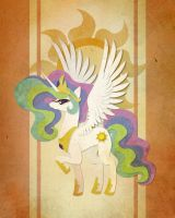Celestia Poster Layout by Sleepwalks