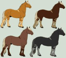 Breivun Adoptables by Equinechic