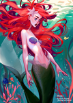 The Little Mermaid by mior3e