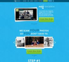 Foto Shoebox Website by HappyCatfishWeb