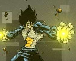 vegeta better by pancreas