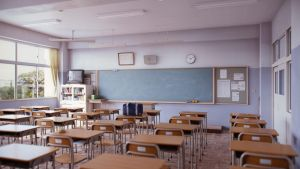Classroom (Day) by iCephei
