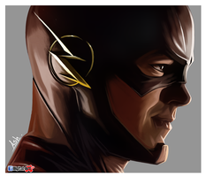The Flash by pichaiash