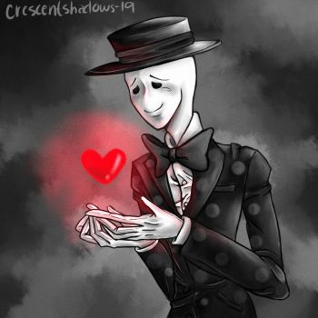 The One without a Heart by crescentshadows19