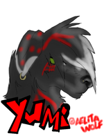 Yumi Badge by Aelita-wolf