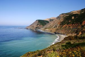 Big Sur by cinquain