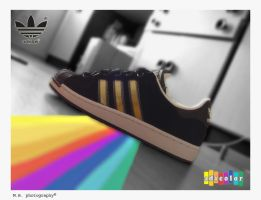 Adidas Superstar II adicolor by Rukkancs
