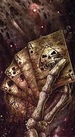 Death Cards by Isaac251