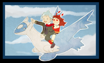 On A Magic Latios Ride by Katchihe