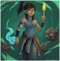 Korra the Koolness by lainchan