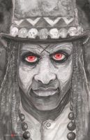 Papa Legba American Horror Story Coven by ChrisOzFulton