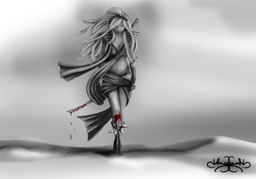 Baying for Blood by Hazey1988