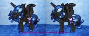Nightmare Moon for sale once again by agatrix