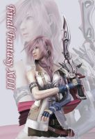 Lightning FFXIII by sandyle85
