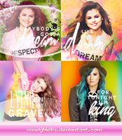 4 Icons .psd by CandyBiebs
