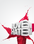 Love Me Hate Me by FreshFabric