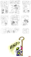 The Cleverest Ruse by CrackpotComics