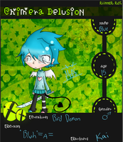 Chimera Delusion App by toastersan