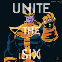 UNITE THE SIX by RickCelis