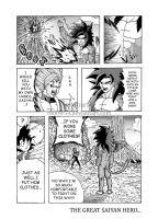 DBGT Parody2 - What if Goku'd have appeared naked by Renow54