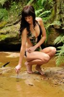 Louise - water play 1 by wildplaces
