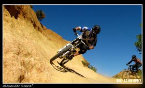 Downhill 2 by HEAPhotography