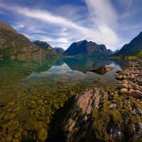 Norway 15 by calleartmark