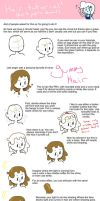 Hair Tutorial by AskIce-Princess