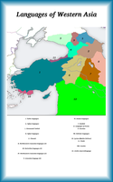 ERE Collapsed - Languages of Western Asia by Artaxes2